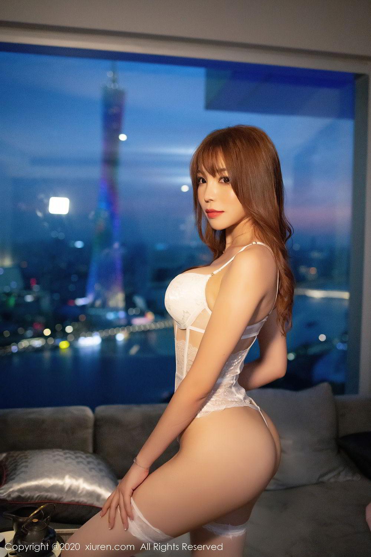 [XiuRen] Vol.2474 Zhi Zhi Booty 15P, Chen Zhi, Underwear, Xiuren