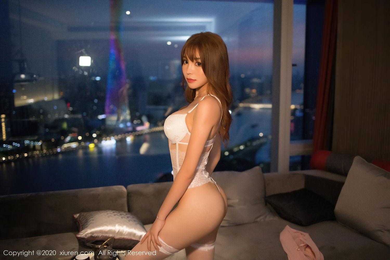 [XiuRen] Vol.2474 Zhi Zhi Booty 16P, Chen Zhi, Underwear, Xiuren