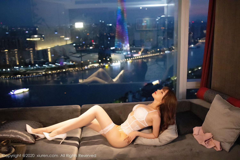 [XiuRen] Vol.2474 Zhi Zhi Booty 18P, Chen Zhi, Underwear, Xiuren