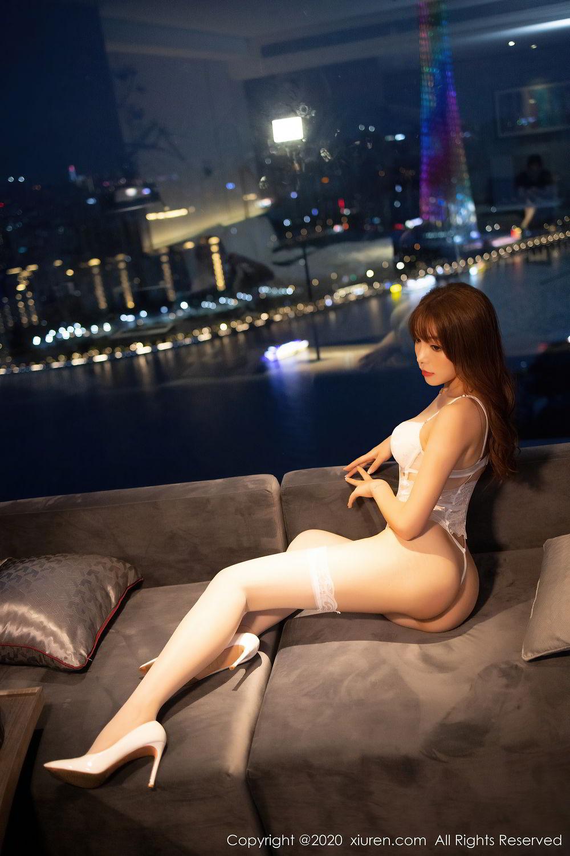 [XiuRen] Vol.2474 Zhi Zhi Booty 19P, Chen Zhi, Underwear, Xiuren