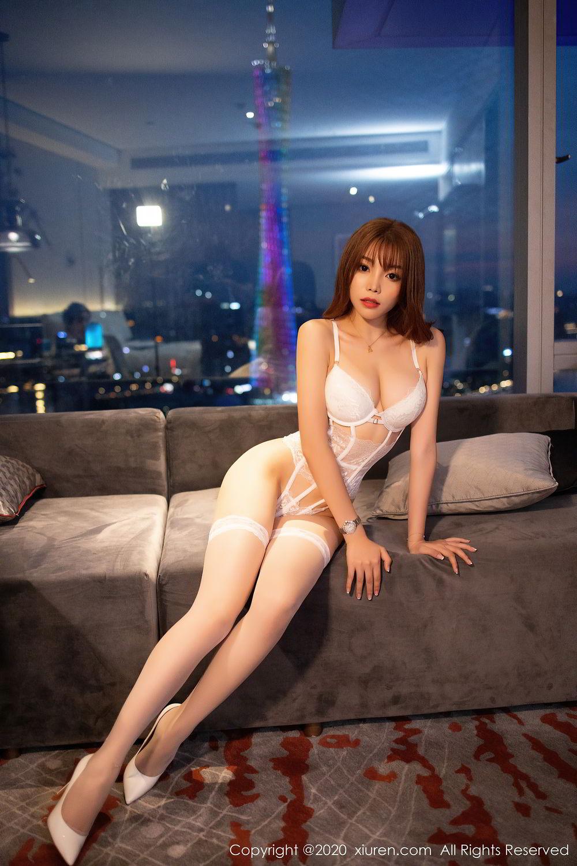 [XiuRen] Vol.2474 Zhi Zhi Booty 21P, Chen Zhi, Underwear, Xiuren