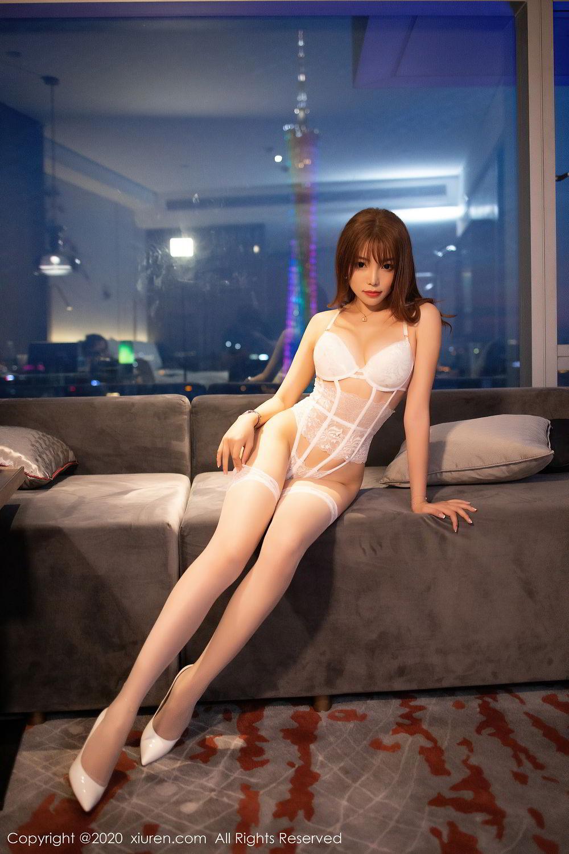 [XiuRen] Vol.2474 Zhi Zhi Booty 22P, Chen Zhi, Underwear, Xiuren