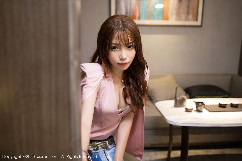 [XiuRen] Vol.2474 Zhi Zhi Booty 45P, Chen Zhi, Underwear, Xiuren