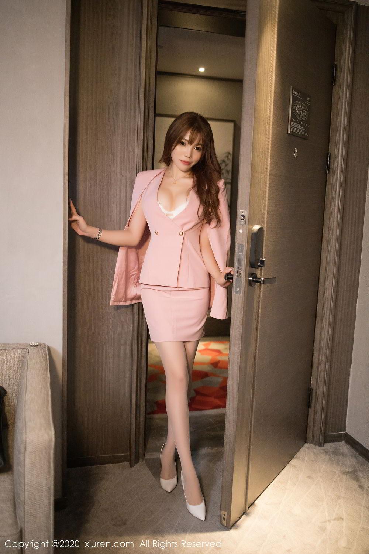 [XiuRen] Vol.2474 Zhi Zhi Booty 47P, Chen Zhi, Underwear, Xiuren