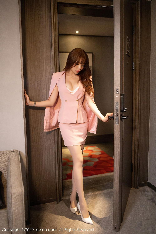 [XiuRen] Vol.2474 Zhi Zhi Booty 48P, Chen Zhi, Underwear, Xiuren