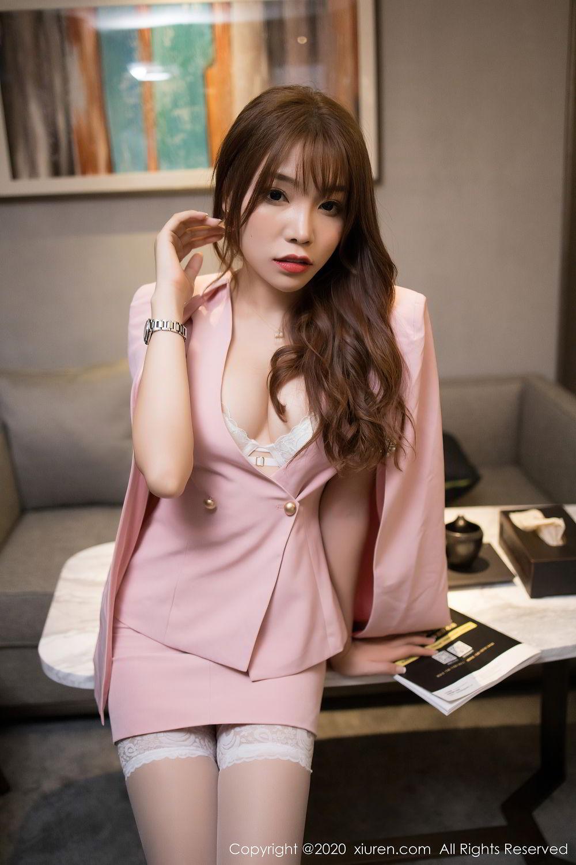 [XiuRen] Vol.2474 Zhi Zhi Booty 50P, Chen Zhi, Underwear, Xiuren
