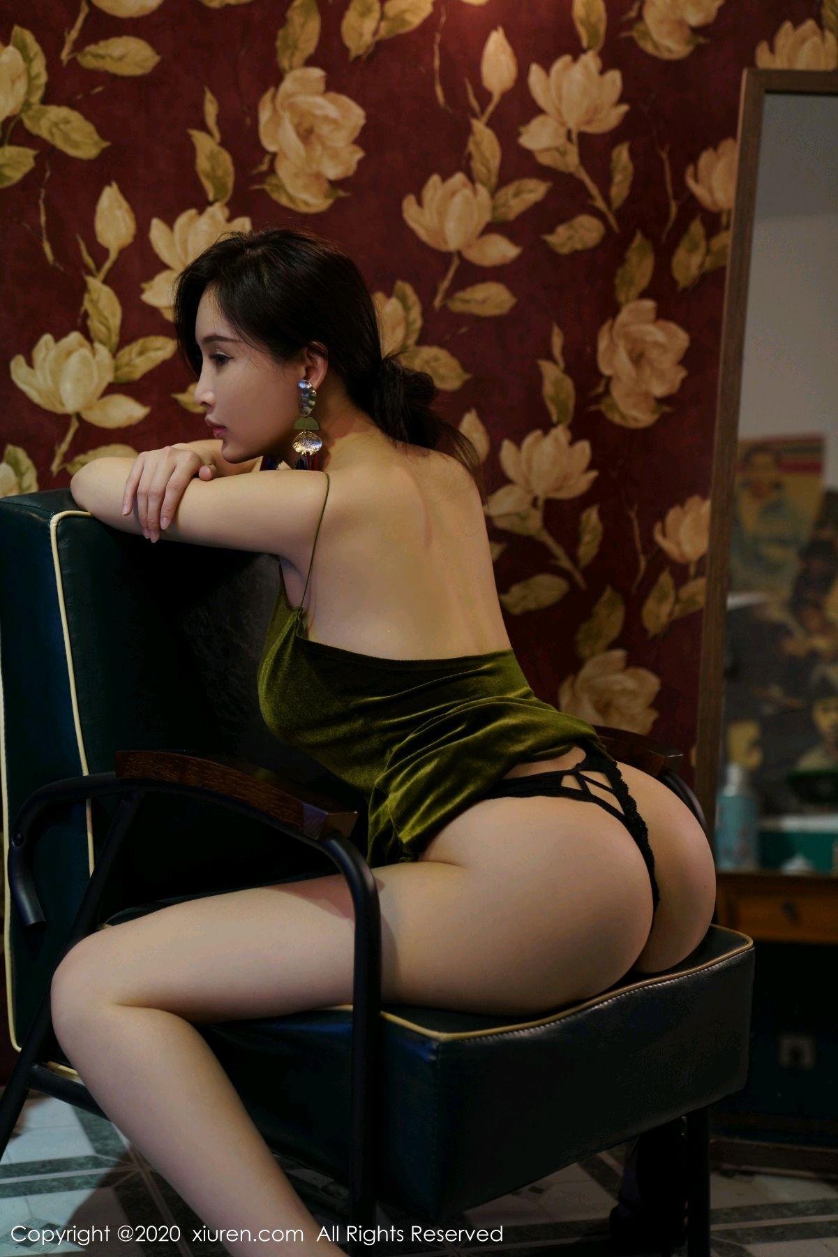 [XiuRen] Vol.2477 Tu Fei Yuan Ai Chuo QIong 47P, Sexy, Xiuren, Zhou Yan Xi