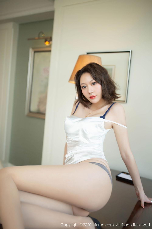 [XiuRen] Vol.2486 Yi Xuan 15P, Fu Yi Xuan, Tall, Temperament, Underwear, Uniform, Xiuren