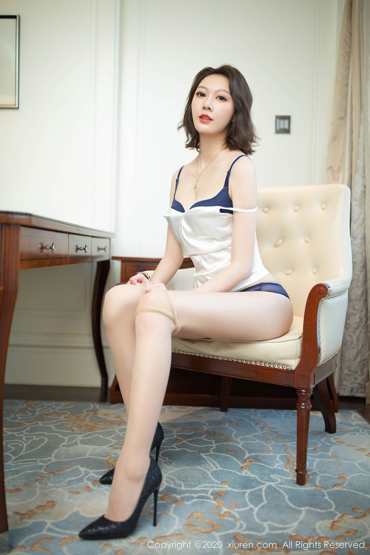 [XiuRen] Vol.2486 Yi Xuan 32P, Fu Yi Xuan, Tall, Temperament, Underwear, Uniform, Xiuren