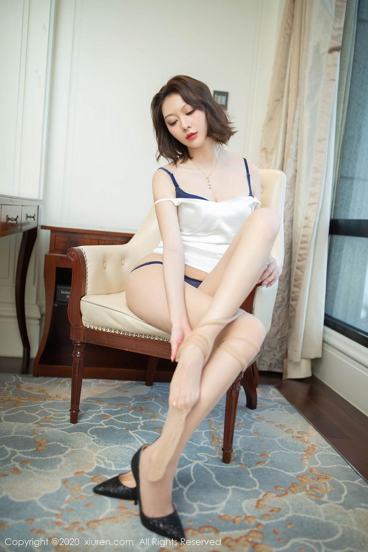 [XiuRen] Vol.2486 Yi Xuan 35P, Fu Yi Xuan, Tall, Temperament, Underwear, Uniform, Xiuren