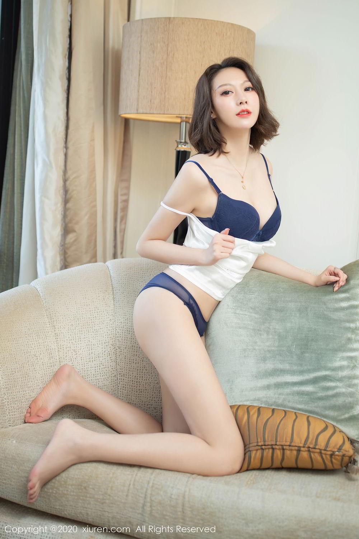 [XiuRen] Vol.2486 Yi Xuan 38P, Fu Yi Xuan, Tall, Temperament, Underwear, Uniform, Xiuren