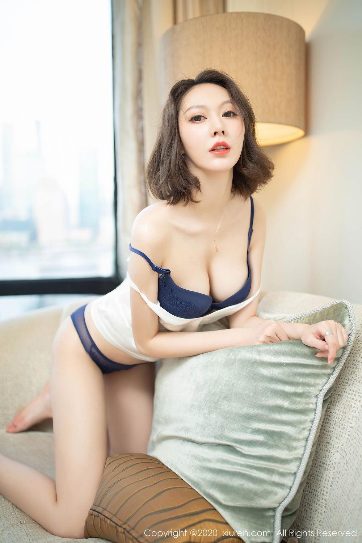[XiuRen] Vol.2486 Yi Xuan 39P, Fu Yi Xuan, Tall, Temperament, Underwear, Uniform, Xiuren