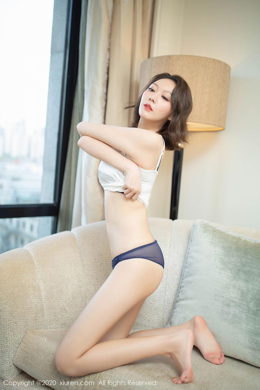[XiuRen] Vol.2486 Yi Xuan 43P, Fu Yi Xuan, Tall, Temperament, Underwear, Uniform, Xiuren