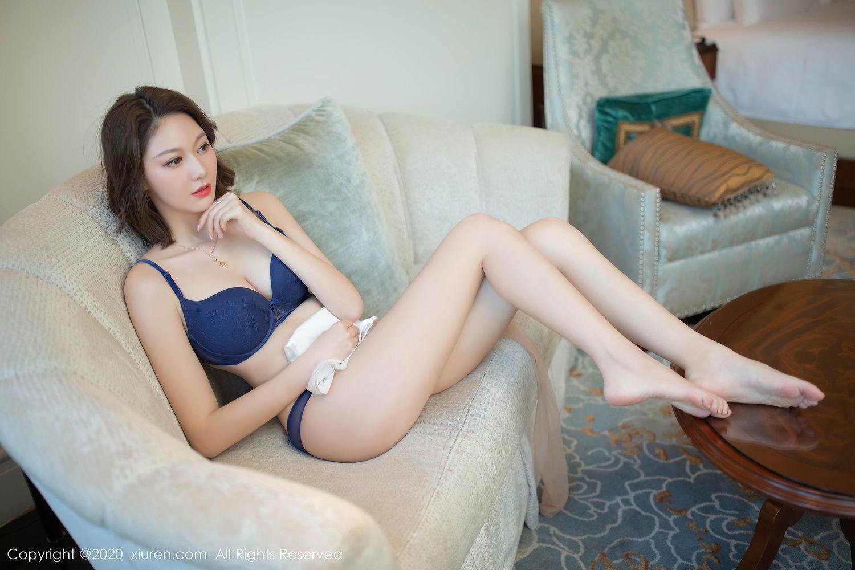 [XiuRen] Vol.2486 Yi Xuan 50P, Fu Yi Xuan, Tall, Temperament, Underwear, Uniform, Xiuren