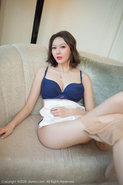 [XiuRen] Vol.2486 Yi Xuan 51P, Fu Yi Xuan, Tall, Temperament, Underwear, Uniform, Xiuren