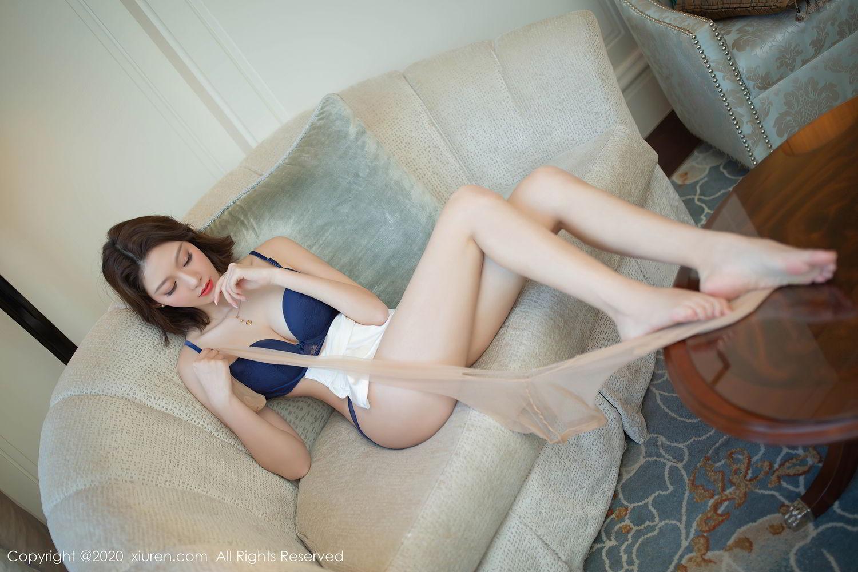 [XiuRen] Vol.2486 Yi Xuan 52P, Fu Yi Xuan, Tall, Temperament, Underwear, Uniform, Xiuren