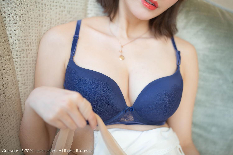 [XiuRen] Vol.2486 Yi Xuan 55P, Fu Yi Xuan, Tall, Temperament, Underwear, Uniform, Xiuren
