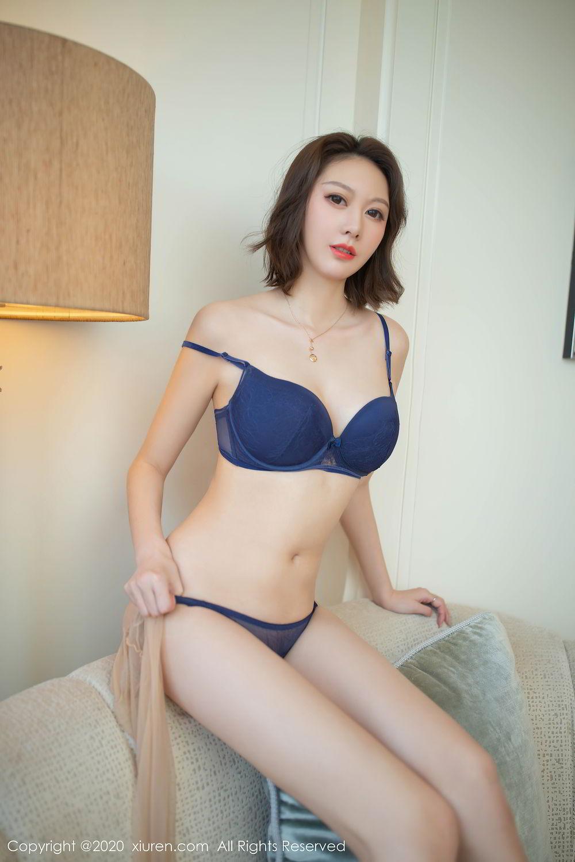 [XiuRen] Vol.2486 Yi Xuan 60P, Fu Yi Xuan, Tall, Temperament, Underwear, Uniform, Xiuren