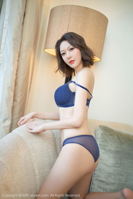 [XiuRen] Vol.2486 Yi Xuan 61P, Fu Yi Xuan, Tall, Temperament, Underwear, Uniform, Xiuren