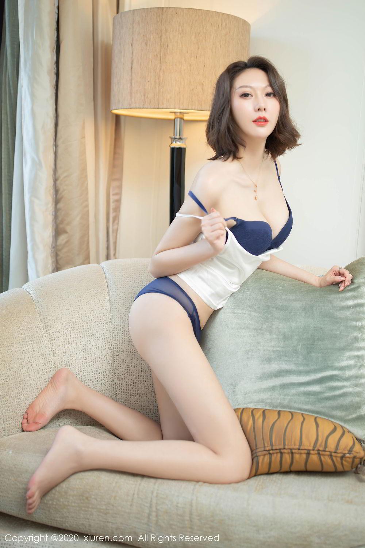 [XiuRen] Vol.2486 Yi Xuan 65P, Fu Yi Xuan, Tall, Temperament, Underwear, Uniform, Xiuren