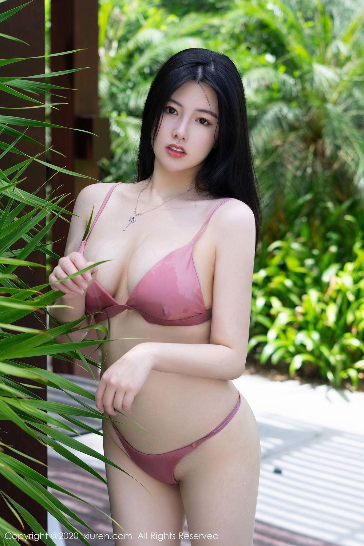 [XiuRen] Vol.2491 Na Lu Selena 16P, Bikini, Na Lu Selena, Swim Pool, Xiuren