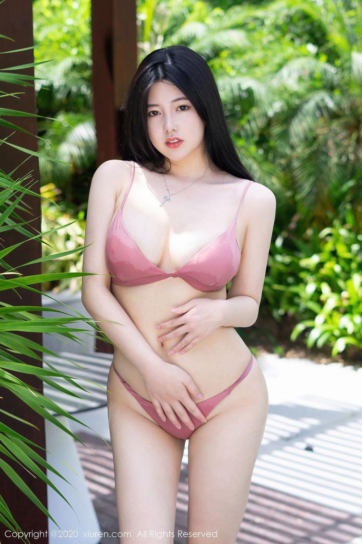 [XiuRen] Vol.2491 Na Lu Selena 21P, Bikini, Na Lu Selena, Swim Pool, Xiuren