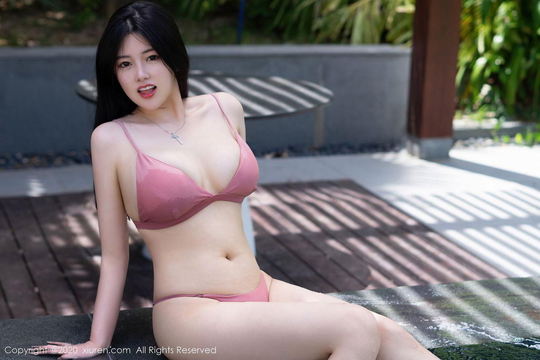 [XiuRen] Vol.2491 Na Lu Selena 30P, Bikini, Na Lu Selena, Swim Pool, Xiuren