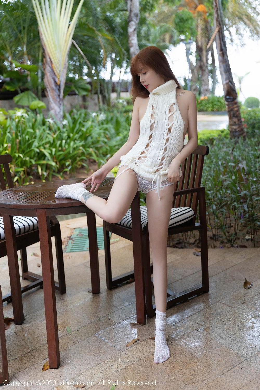 [XiuRen] Vol.2500 Wang Yu Chun 28P, Mature, Otaku Killer Sweater, Wang Yu Chun, Xiuren, 王雨纯
