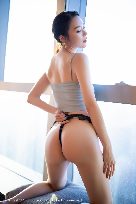 [XiuRen] Vol.2507 Meng Xin Yue 17P, Meng Xin Yue, Slim, Tall, Underwear, Xiuren