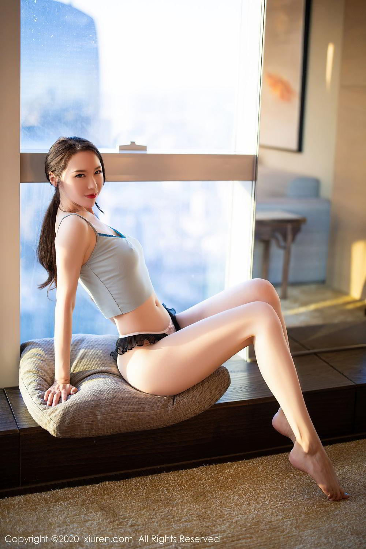 [XiuRen] Vol.2507 Meng Xin Yue 22P, Meng Xin Yue, Slim, Tall, Underwear, Xiuren