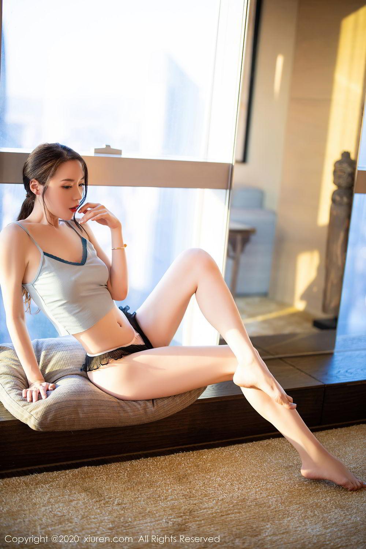 [XiuRen] Vol.2507 Meng Xin Yue 24P, Meng Xin Yue, Slim, Tall, Underwear, Xiuren