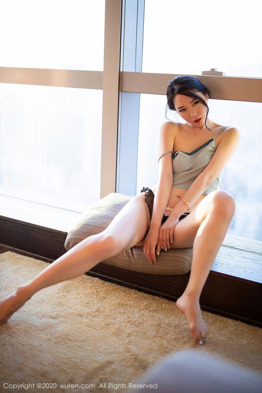 [XiuRen] Vol.2507 Meng Xin Yue 33P, Meng Xin Yue, Slim, Tall, Underwear, Xiuren