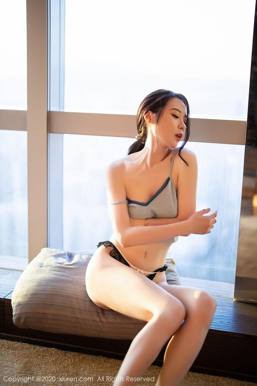 [XiuRen] Vol.2507 Meng Xin Yue 35P, Meng Xin Yue, Slim, Tall, Underwear, Xiuren
