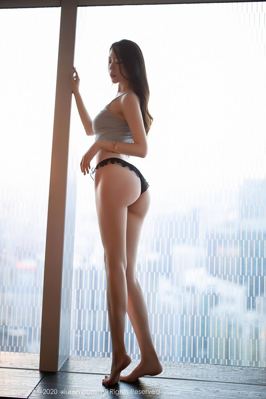 [XiuRen] Vol.2507 Meng Xin Yue 3P, Meng Xin Yue, Slim, Tall, Underwear, Xiuren