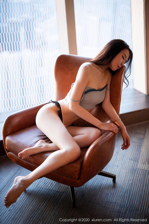 [XiuRen] Vol.2507 Meng Xin Yue 95P, Meng Xin Yue, Slim, Tall, Underwear, Xiuren