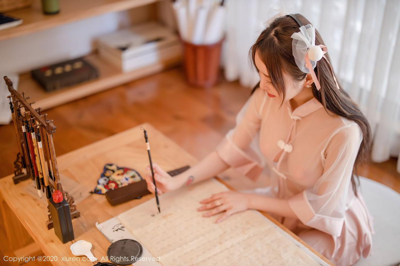 [XiuRen] Vol.2510 Miki Tu 1P, Fair Skin, Miki Tu, Xiuren