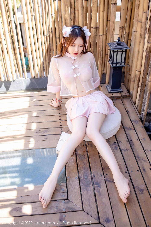 [XiuRen] Vol.2510 Miki Tu 31P, Fair Skin, Miki Tu, Xiuren