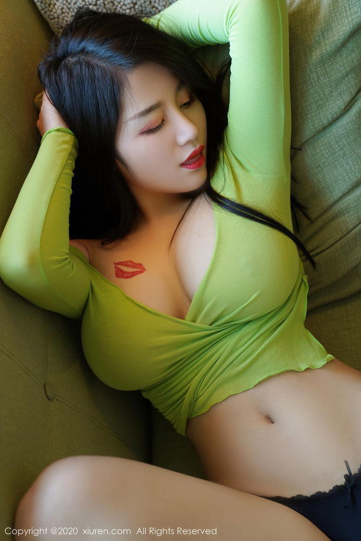 [XiuRen] Vol.2516 Mei Qi Mia 6P, Cute, Mei Qi, Xiuren