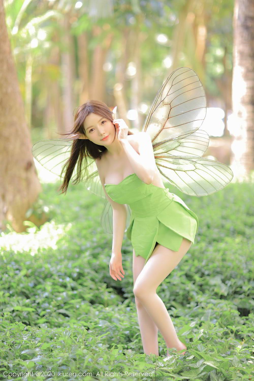 [XiuRen] Vol.2517 Nuo Mei Zi 102P, Baby Face Big Boobs, Mini Da Meng Meng, Underwear, Xiuren, 肉晴