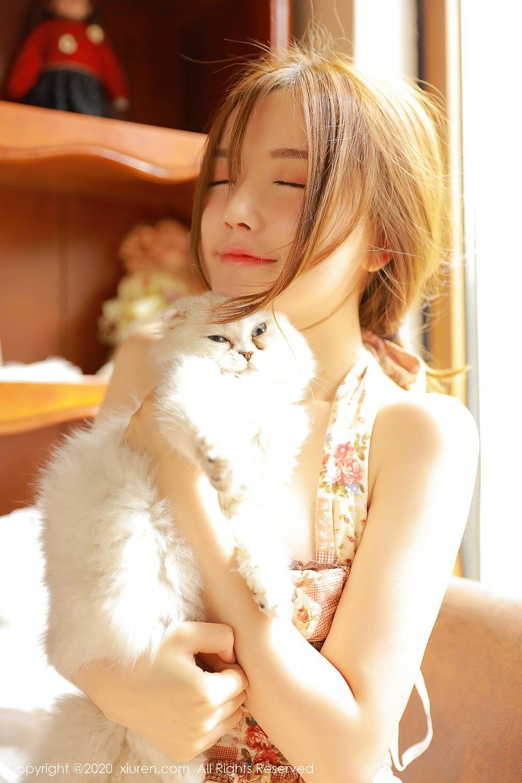[XiuRen] Vol.2517 Nuo Mei Zi 104P, Baby Face Big Boobs, Mini Da Meng Meng, Underwear, Xiuren, 肉晴