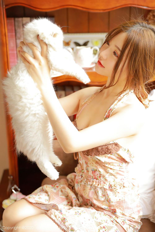 [XiuRen] Vol.2517 Nuo Mei Zi 13P, Baby Face Big Boobs, Mini Da Meng Meng, Underwear, Xiuren, 肉晴