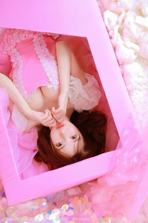 [XiuRen] Vol.2517 Nuo Mei Zi 39P, Baby Face Big Boobs, Mini Da Meng Meng, Underwear, Xiuren, 肉晴