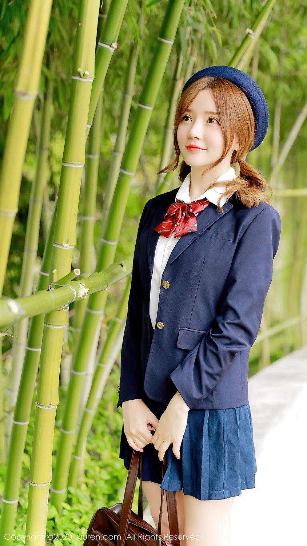 [XiuRen] Vol.2517 Nuo Mei Zi 40P, Baby Face Big Boobs, Mini Da Meng Meng, Underwear, Xiuren, 肉晴