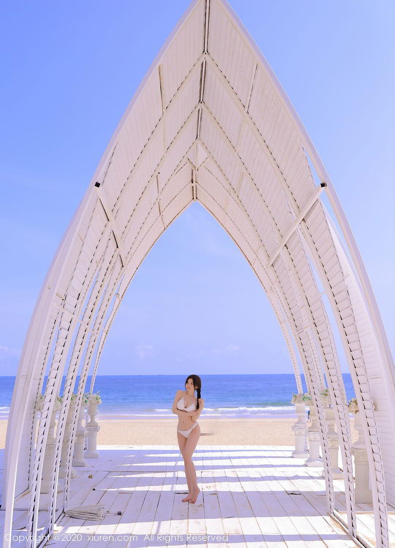 [XiuRen] Vol.2517 Nuo Mei Zi 52P, Baby Face Big Boobs, Mini Da Meng Meng, Underwear, Xiuren, 肉晴