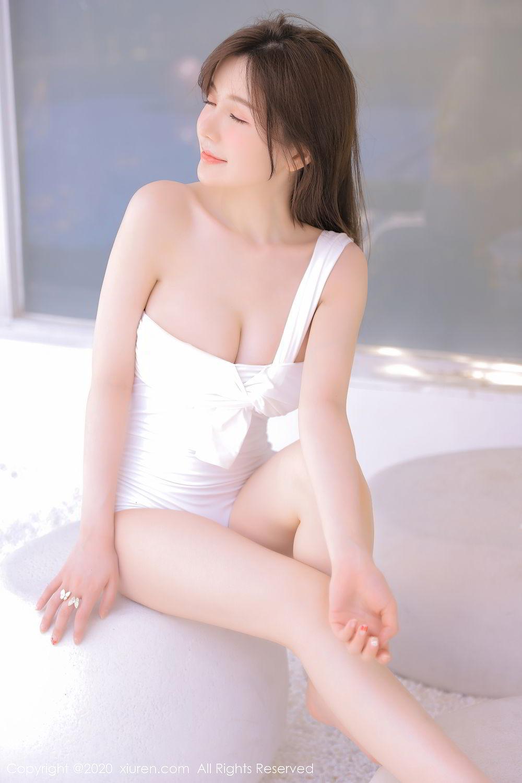 [XiuRen] Vol.2517 Nuo Mei Zi 5P, Baby Face Big Boobs, Mini Da Meng Meng, Underwear, Xiuren, 肉晴