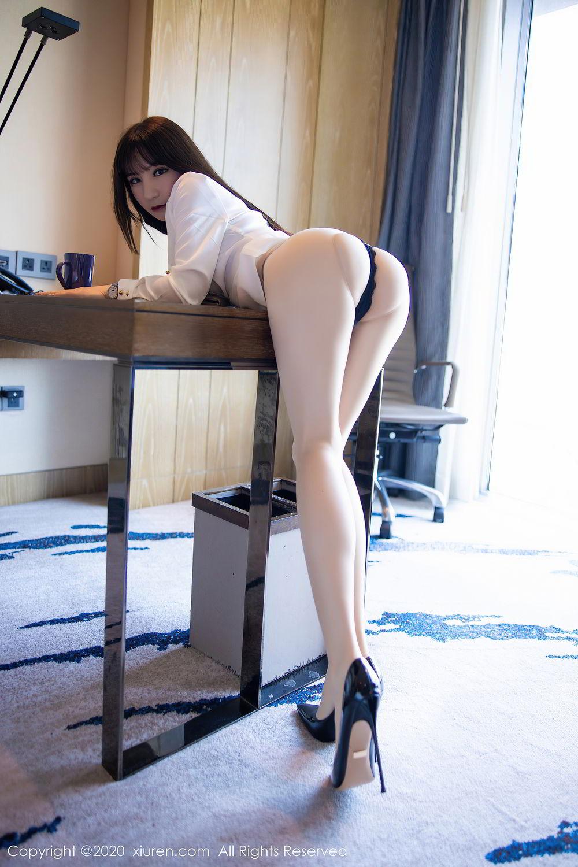 [XiuRen] Vol.2524 Zhou Yu Xi 10P, Tall, Underwear, Xiuren, Zhou Yu Xi