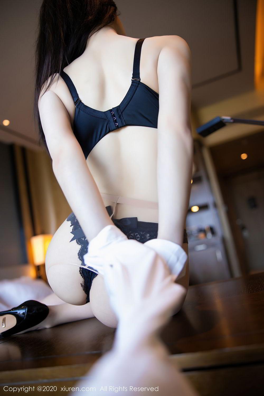 [XiuRen] Vol.2524 Zhou Yu Xi 12P, Tall, Underwear, Xiuren, Zhou Yu Xi