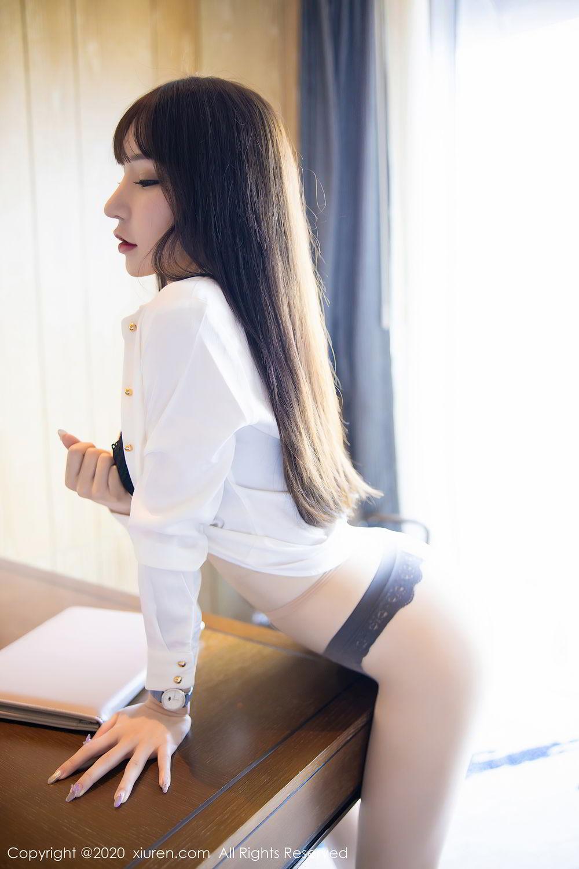 [XiuRen] Vol.2524 Zhou Yu Xi 17P, Tall, Underwear, Xiuren, Zhou Yu Xi