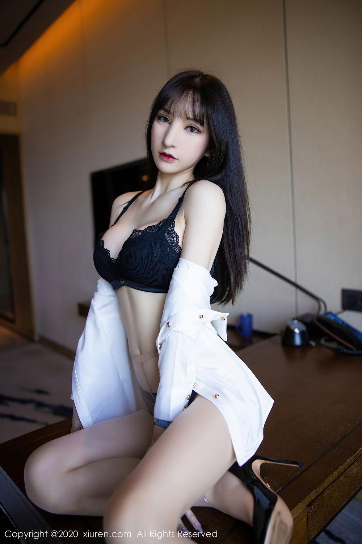 [XiuRen] Vol.2524 Zhou Yu Xi 1P, Tall, Underwear, Xiuren, Zhou Yu Xi