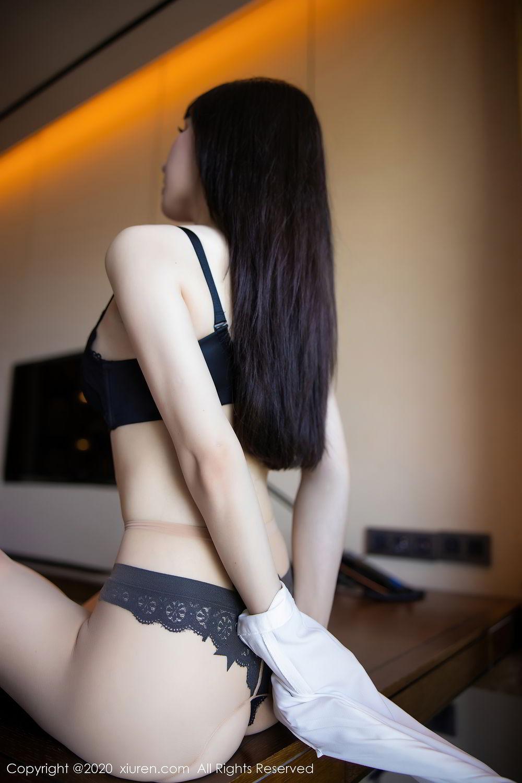 [XiuRen] Vol.2524 Zhou Yu Xi 25P, Tall, Underwear, Xiuren, Zhou Yu Xi